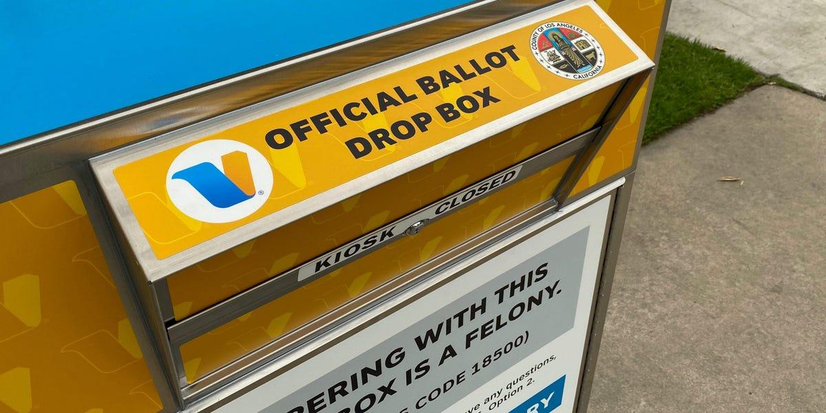 GOP Ballot Box